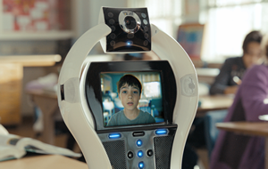 VGo enables students with special health needs to attend school