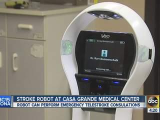 Mayo Clinic uses VGo ABC News Reports