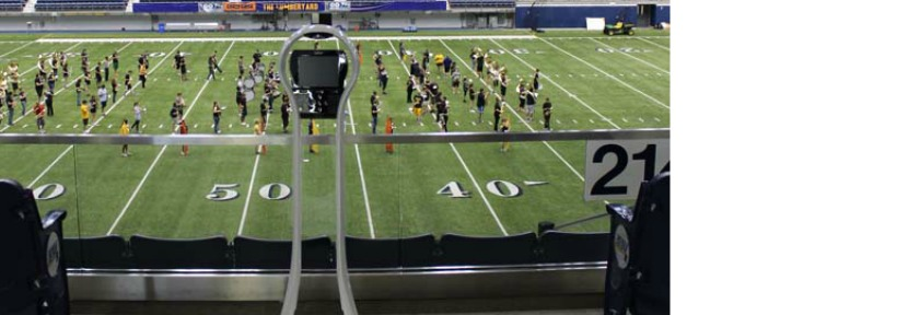 Mayo Clinic to Test VGo Robot at NAU Football Games for Concussions