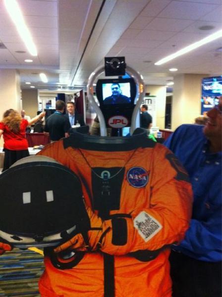 Astronaut VGo